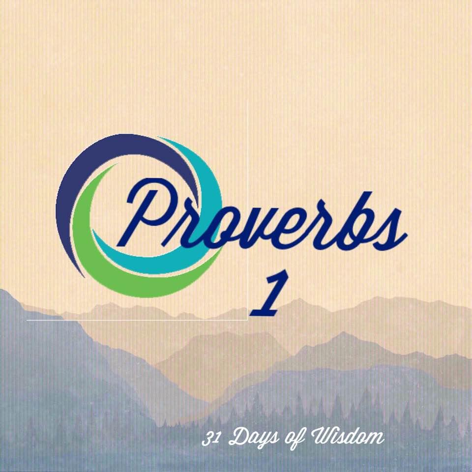 Proverbs 01